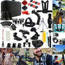 Camera Accessories Flat Mount Helmet Strap F. Go Pro Hero 4 3+ 3 2 5 1