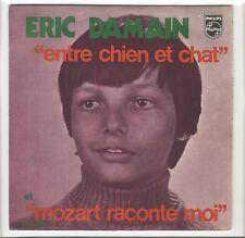 ENFANTS CHANTEURS SP Éric Damain Entre chien et chat Mozart raconte moi