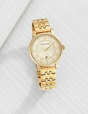 Watch T2956 Adjustable Stainless Steel New Silpada Gilded Gold Link