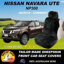 SEAT Black Car and Truck Seat Covers