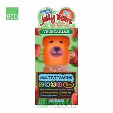 Jelly Bears Summer Berry Mutivitamins 60 Bears