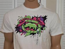 Marc Ecko Rhino Flavors T Shirt White NWT EK 90068