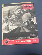 Notre métier 1950 266 LE HAVRE RILLé HOMMES LIGUEIL éCUEILLé SAINT LUC CANADA Ch