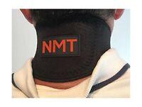 Neck Wrap by NMT ~ Pain Relief for Women and Men, Sleep Apnea, Arthritis, Mig...