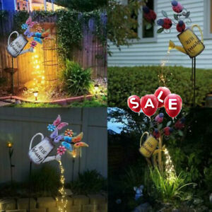 Watering Can Fairy Lights  LED Magical Garden Hot