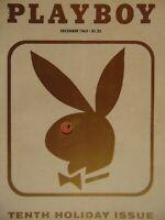 Playboy December 1963 | Donna Michelle      #1343+