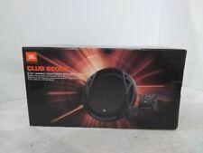 4 x JBL Club 6500C 6.5