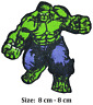HULK superhero  marvel avengers Iron Sew On Embroidered Patch