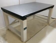 Tested Newport 3x5 Optical Table Pneumatic Isolation Leveling Bench Breadboard