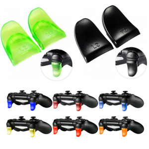 PS4 Controller L2 R2 Trigger Button Extender Grips, For PS4 Slim/Pro Controllers