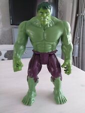 """Marvel The Hulk Large 12"""" inch Action Figure - Hasbro 2013. Perfect condition."""