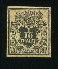 Al7) AD Hanover MiNr 7a * Unused Condition