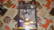 Mcfarlane NFL Series 23 Brett Favre CL #2386 of 3000 Variant Figure Unopened