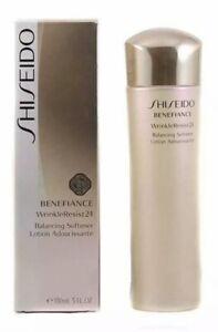 New Shiseido Benefiance WrinkleResist24 Balancing Softener ENRICHED 5fl oz