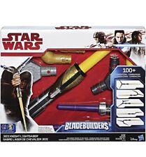 More details for star wars jedi knight lightsaber last jedi blade builders with light saber app