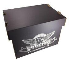 Battle Foam Wargames BNIB Large Stacker Box Standard Loadout Stone Black