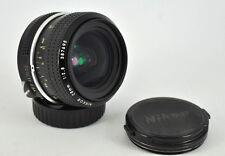 Nikon 28mm f2.8  Ai  Manual Focus Wide Angle Lens - Nice condition
