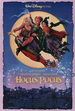 Hocus Pocus Movie POSTER 27 x 40 Bette Midler, Sarah Jessica Parker, A, LICENSED