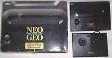 NEOGEO Console Set SNK without Box free shiping FedEx