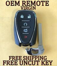 OEM VIRGIN 16-18 CHEVY MALIBU CAMARO CRUZ SMART KEY PROXIMITY REMOTE FOB HYQ4EA
