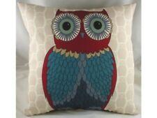 "17"" 43cm Woodland OWL Cushion - Evans Lichfield - DP006"