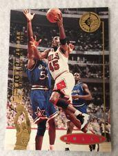 1994-95 Michael Jordan Sp Championship He's Back #41 Chicago Bulls Goat