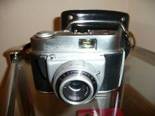 Vintage 60s Beirette Camera + Case - Needs Attention - Nice Camera