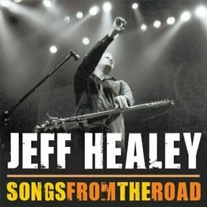 Jeff Healey - Songs From The Road (2006) CD/DVD NEW