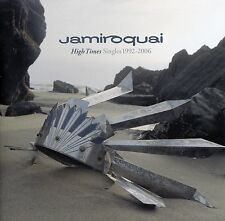 JAMIROQUAI : HIGH TIMES - SINGLES 1992-2006 / CD - TOP-ZUSTAND