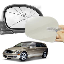 Replacement Side Mirror LH RH + Adhesive for Mercedes-Benz 2006 07 08 09 R Class