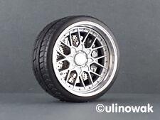 """99531-19 llantas de aluminio 1:18 BBS rs2-Design 19"""" 14,5/6-17,5"""