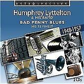 Bad Penny Blues: His 52 Finest 1948-1957, Humphrey Lyttelton, Audio CD, New, FRE