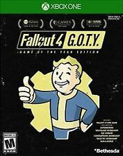 Fallout 4: Game of the Year Edition (Microsoft Xbox One, 2017)
