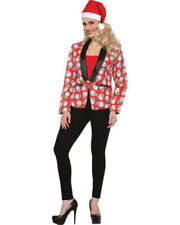 Red Size S Suit Costumes for Women