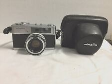 Minolta Hi-Matic 7S Camera-Rangefinder Leather Case protection