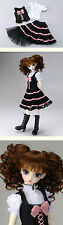 * WOW! RARE VOLKS SD RIBBON WITCH DRESS SET * HALLOWEEN COLLECTION *