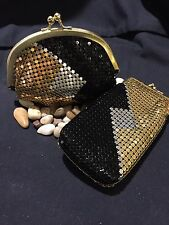 Vintage Another Y & S Original Clutch And Eye Glass Case