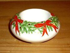 Arzberg 1 Kerzenleuchter für Teelicht, Weihnachtliches Dekor, mehrfarbig