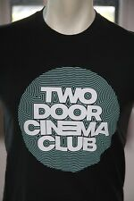 Two Door Cinema Club concert tour t-shirt Adult Small Rock Band Authentic