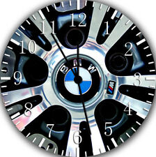 BMW Frameless Borderless Wall Clock Nice For Gifts or Decor W328