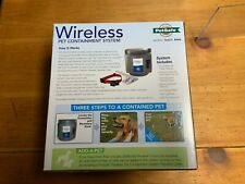 PetSafe Pif-300 Wireless Fence Pet Containment System Open Box- Some Missing
