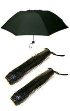 2 PCs Knirps Mini Größe ideal für Handtasche, Aktentasche oder Manteltasche