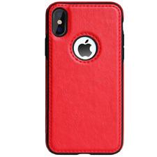 FUNDA Carcasa de PIEL Cuero para APPLE IPHONE 6 6S PLUS 7 8 X XS MAX XR