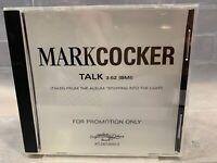 Talk by Mark Cocker (CD, PROMO Single)