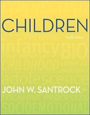 Children by John W Santrock 12th Edition 9780078035128