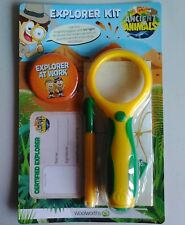 Woolworths Ancient Animals Explorer Kit Green