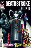 DEATHSTROKE #44 - DC COMICS - US-COMIC - USA - J415