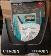 Citroen AX Sport Rallye Front Mudflaps - NO FITTING KIT ZC9867797U NEW GENUINE