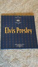 No album. Elvis Presley Commemorative Edition Postal Service Stamp Set, 1993.