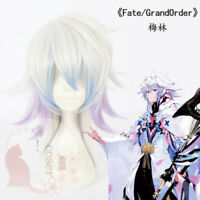track NO+CAP Fate Apocrypha Siegfried Anime Costume Cosplay Wig Need Styled